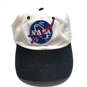 NASA / National Aeronautics and Space Admin Hat
